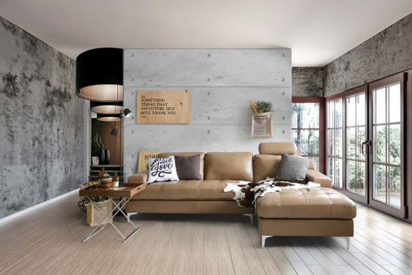 """5 """"living room"""" styles with the matching sofa set"""