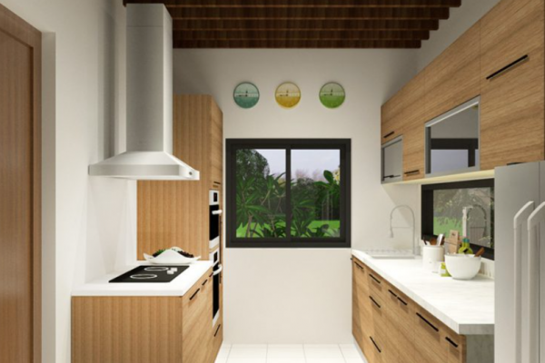 Feng Shui Kitchen, Stove, Where Do Not Place
