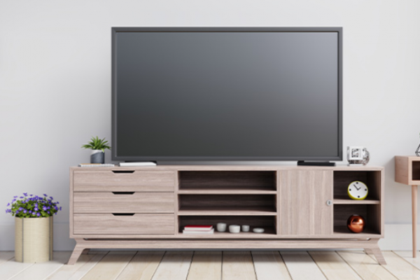 TV cabinet, how to choose the right one for use
